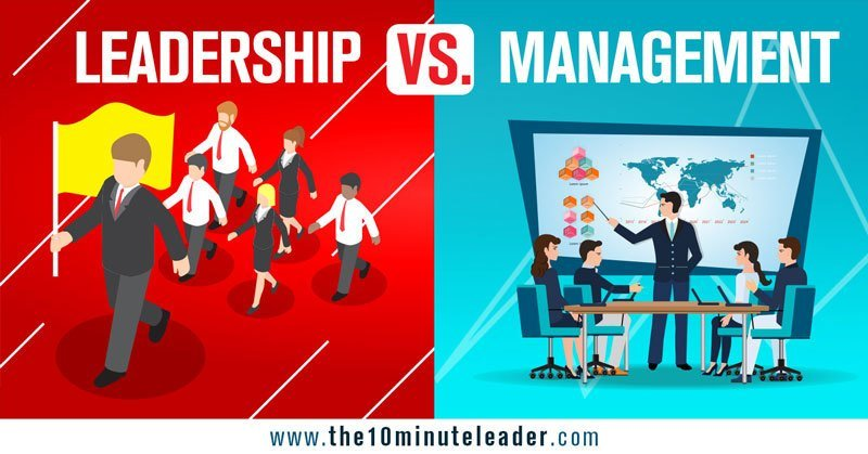 Lеаdеrѕhiр Vеrѕuѕ Management – The Real Difference & Why You Need Both