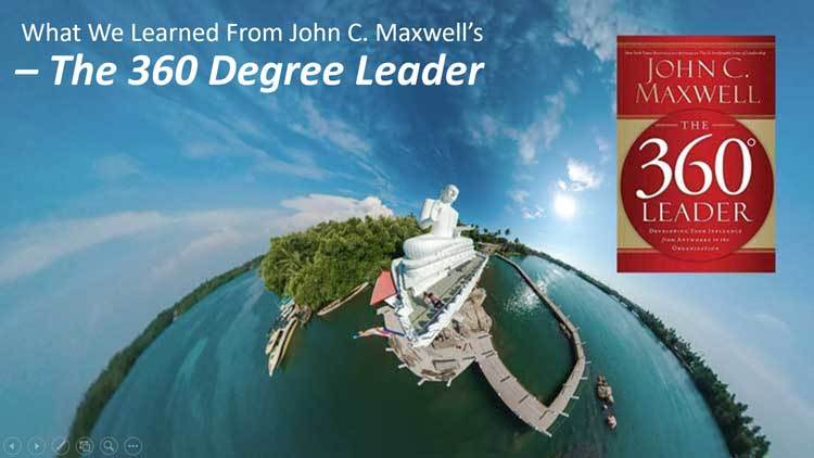 360 Degree Lеаdеr: What We Learned From Maxwell's Book