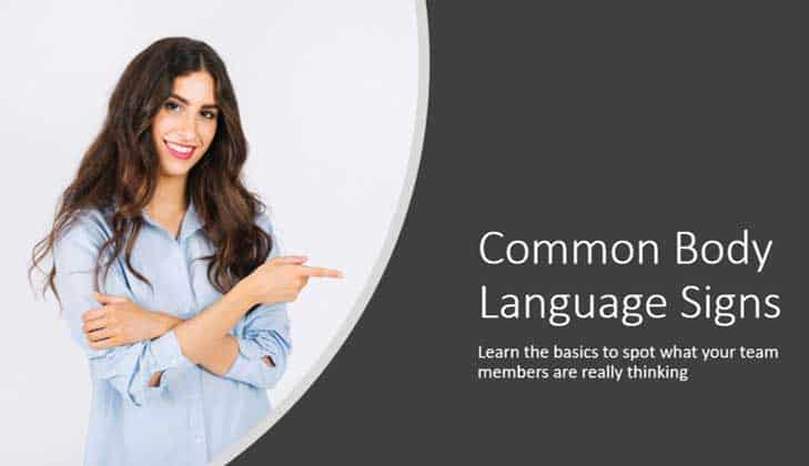 Body Language Signs You Should Know To Understand Your Employees Better
