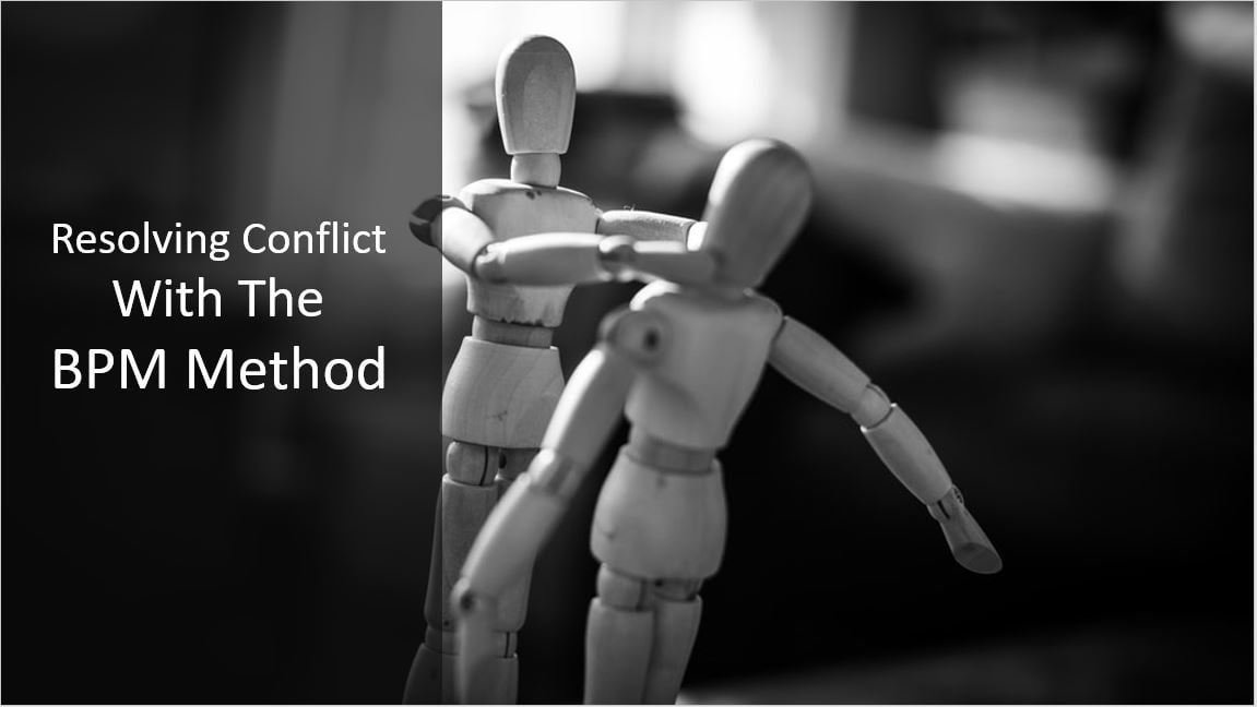 How to Resolve Conflict Using the Bystander, Person, Manager Method