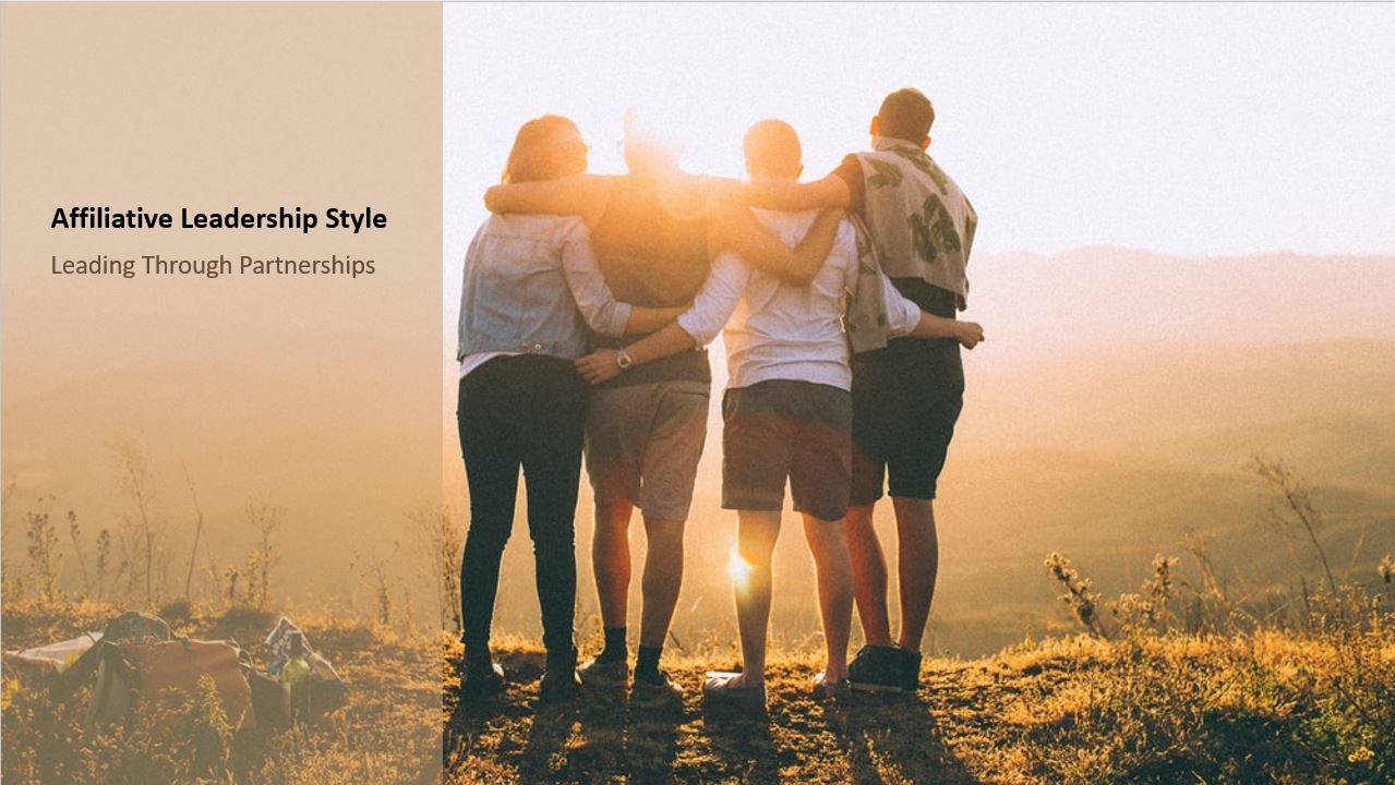 The Affiliative Leadership Style Recipe
